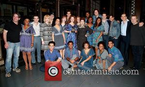 Jarrod Spector, Anika Larsen, Jessie Mueller, Liz Larsen, Scott J. Campbell, Paul Anthony Stewart, Cast and Band Members