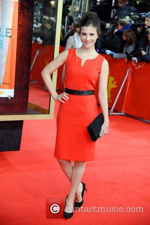 Aylin Tezel - Stars from the upcoming raunchy movie 'Fifty Shades of Grey' were photographed on the red carpet at...