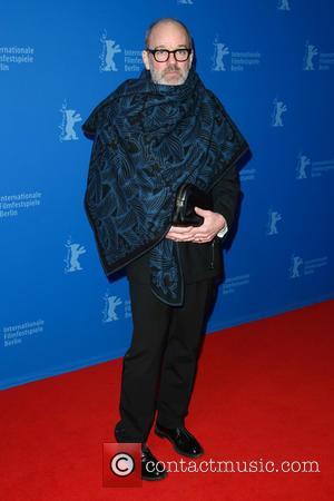 Michael Stipe - 65th Berlin Film Festival (Berlinale) - 'Fifty Shades of Grey' - Arrivals - Berlin, Germany - Wednesday...