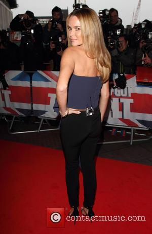 Amanda Holden - 'Britain's Got Talent' London auditions at the Dominion Theatre - Arrivals at Dominion Theatre, Britain's Got Talent...