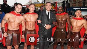 David Walliams - 'Britain's Got Talent' London auditions at the Dominion Theatre - Arrivals at Dominion Theatre, Britain's Got Talent...