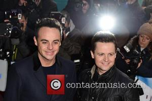 Anthony McPartlin and Declan Donnelly - Red Carpet arrivals for Britain's Got Talent at the Dominion Theatre. at Britain's Got...