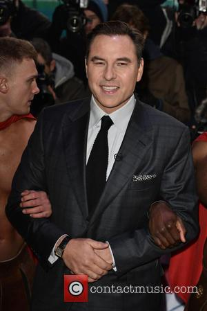 David Walliams - Red Carpet arrivals for Britain's Got Talent at the Dominion Theatre. at Britain's Got Talent - London,...