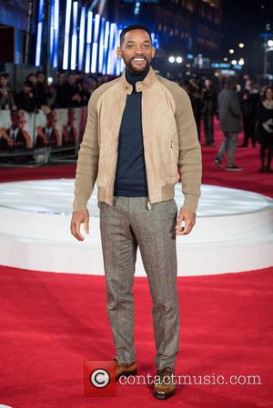Will Smith - Focus Special Screening held at the Vue West End - Arrivals. - London, United Kingdom - Wednesday...
