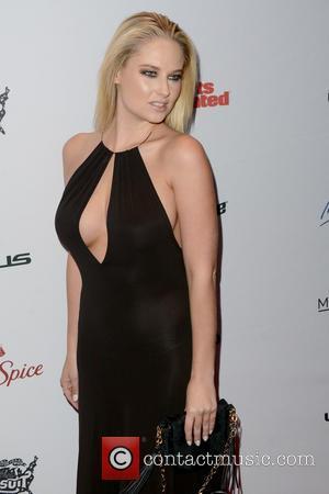 Genevieve Morton - Sports Illustrated Celebrates Swimsuit 2015  - Red Carpet Arrivals - Manhattan, New York, United States -...