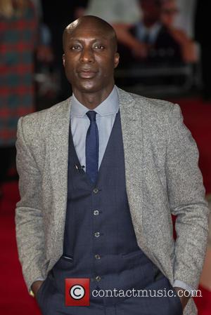 Ozwald Boateng - The special screening of 'Focus' held at the Vue West End - Arrivals at BBC Portland Place...