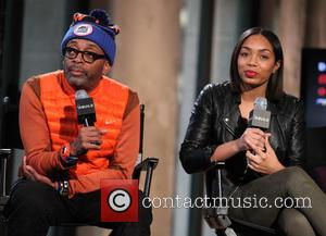 Spike Lee and Zaraah Abrahams