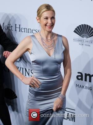 Kelly Rutherford - 2015 amfAR New York Gala at Cipriani Wall Street - New York City, New York, United States...