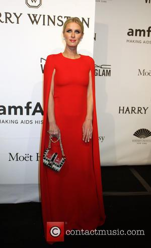 Nicky Hilton - A host of stars were snapped as they arrived for the 2015 amfAR (The Foundation for AIDS...