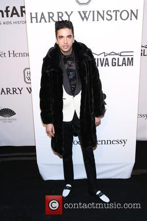 DJ Cassidy - A host of stars were snapped as they arrived for the 2015 amfAR (The Foundation for AIDS...