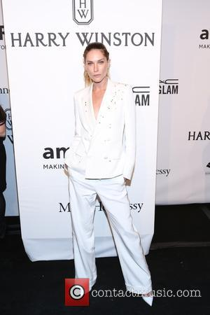 Erin Wasson - A host of stars were snapped as they arrived for the 2015 amfAR (The Foundation for AIDS...