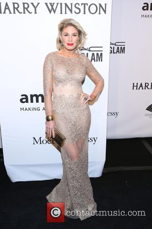 Hofit Golan - A host of stars were snapped as they arrived for the 2015 amfAR (The Foundation for AIDS...