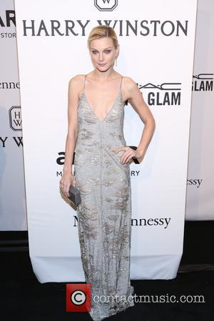 Jessica Stam - A host of stars were snapped as they arrived for the 2015 amfAR (The Foundation for AIDS...