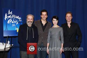 Craig Lucas, Robert Fairchild, Leanne Cope and Christopher Wheeldon