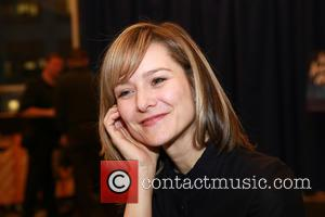 Jill Paice - Meet and greet with the cast of An American In Paris at the New 42nd Street Studios....
