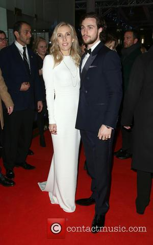 Sam Taylor-johnson and Aaron Taylor Johnson