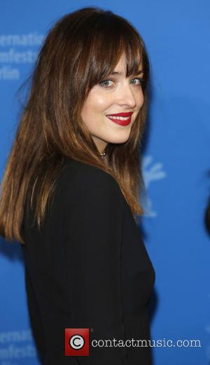 Dakota Johnson - 65th Berlin Film Festival (Berlinale) - 'Fifty Shades of Grey' - Arrivals at Zoo Palast - Berlin,...
