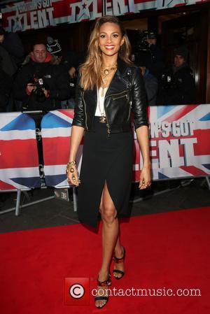Alesha Dixon - Britain's Got Talent London auditions held at the Dominion Theatre - Arrivals at Britain's Got Talent -...