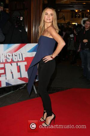 Amanda Holden - Britain's Got Talent London auditions held at the Dominion Theatre - Arrivals at Britain's Got Talent -...
