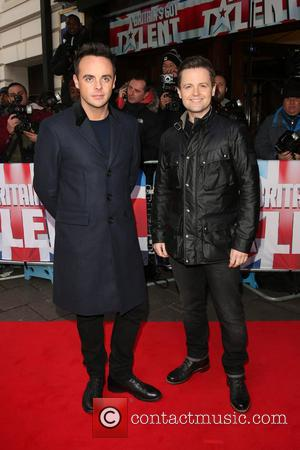 Anthony McPartlin, Declan Donnelly, Ant and Dec - Britain's Got Talent London auditions held at the Dominion Theatre - Arrivals...