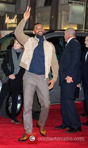 Will Smith - Special screening of 'Focus' at Vue West End - Red Carpet Arrivals at London - London, United...