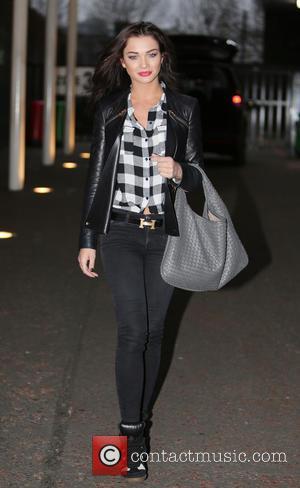 Amy Jackson - Amy Jackson outside the ITV Studios - London, United Kingdom - Wednesday 11th February 2015