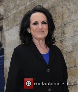 Lesley Joseph - Lynda Bellingham Remembrance Service in London at St Stephen Walbrook Church - London, United Kingdom - Wednesday...