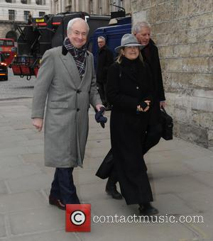 Paul Gambaccini and Penny Smith