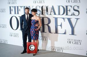 Amelia Warner and Jamie Dornan - Fifty Shades of Grey - UK film premiere held at the Odeon Leicester Square....