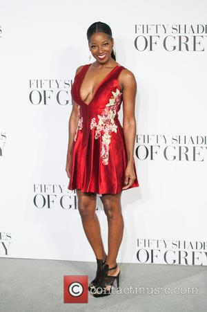 Jamelia - Fifty Shades of Grey - UK film premiere held at the Odeon Leicester Square. at Odeon Leicester Square...
