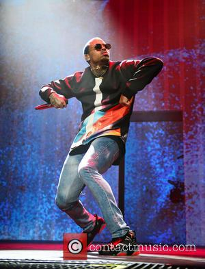 Chris Brown - Shots from the 'Between The Sheets Tour' which saw a variety of artists perform at the BB&T...