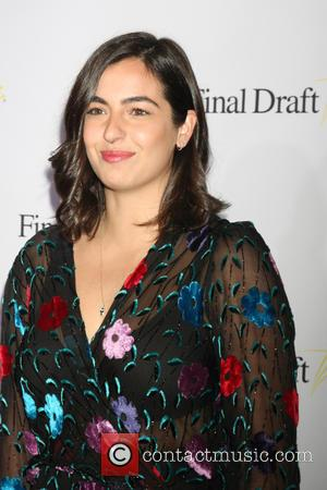 Alanna Masterson - A variety of stars were snapped as they arrived at the 10th Annual Final Draft Awards which...