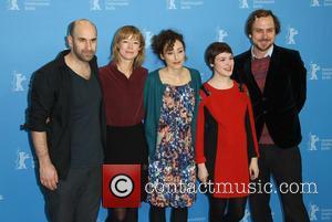 Berlin, Urs Jucker, Stina Werenfels, Victoria Schulz and Lars Eidinger