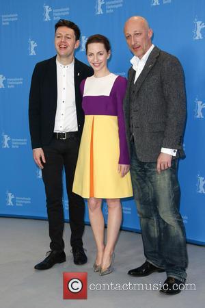 Christian Friedel, Katharina Schüttler and Oliver Hirschbiegel