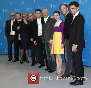 Christian Friedel, Katharina Schüttler, Oliver Hirschbiegel, Johann Von Bülow, Burghart Klaußner and Josef Schnelle