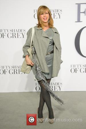 Kate Garraway - 'Fifty Shades of Grey' UK premiere at the Odeon Leicester Square - Arrivals at Odeon Leicester Square...