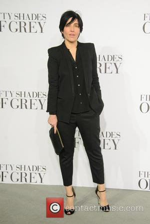 Sharleen Spiteri - 'Fifty Shades of Grey' UK premiere at the Odeon Leicester Square - Arrivals at Odeon Leicester Square...