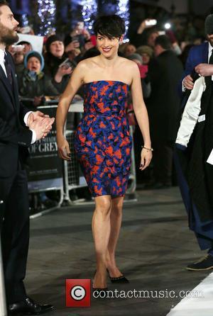 Amelia Warner - 'Fifty Shades of Grey' UK premiere held at the Odeon cinema - Arrivals - London, United Kingdom...