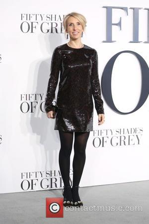 Sam Taylor-Johnson - 'Fifty Shades of Grey' UK premiere held at the Odeon cinema - Arrivals - London, United Kingdom...