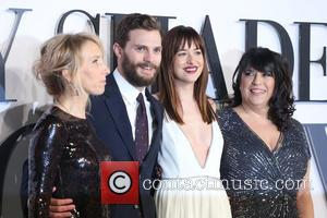 Fifty Shades Studio Bosses Play Down Reports Sam Taylor-johnson Wants To Quit Franchise