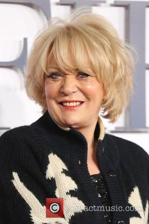 Sherrie Hewson - 'Fifty Shades of Grey' UK premiere held at the Odeon cinema - Arrivals - London, United Kingdom...