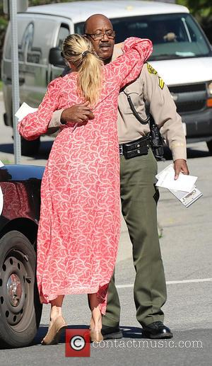 Molly Sims Busted For Traffic Violation