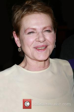 Dianne Wiest - Opening night after party for the New Group production Rasheeda Speaking at the West Bank Cafe -...