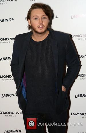 James Arthur - English singer songwriter and producer Labrinth hosted the Raymond Weil Pre-BRIT Awards dinner which was held at...