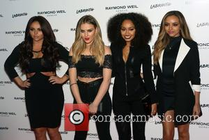 Jessie Nelson, Perrie Edwards, Leigh-Ann Pinnock, Jade Thirlwall and Little Mix