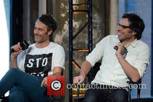 Taika Waititi and Jemaine Clement - AOL's 'BUILD' speaker series presents New Zealander comedians Jemaine Clement and Taika Waititi -...