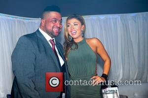 Jordan Reed and Abigail Clarke - VIP screening of 'Fifty Shades of Grey' - After party at Gatecrasher at Cineworld,...