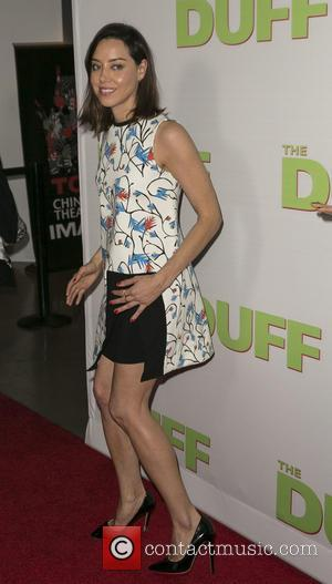 Aubrey Plaza - Celebrities attend  Los Angeles fan screening of THE DUFF at TCL Chinese 6 Theatres. at TCL...