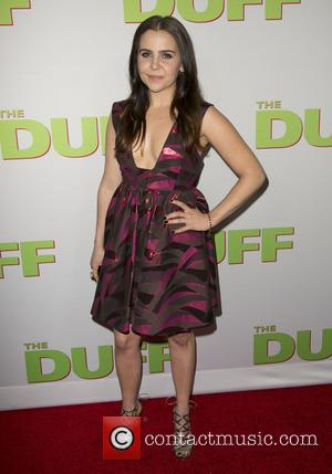 Mae Whitman - Celebrities attend  Los Angeles fan screening of THE DUFF at TCL Chinese 6 Theatres. at TCL...