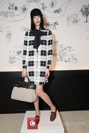 Mercedes-benz Fashion Week Fall, Kate Spade and Presentation